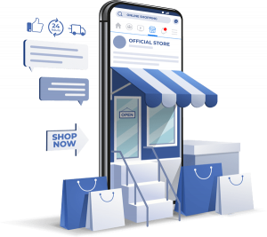 Sell on facebook with facebook shop on vetrina live ecommerce