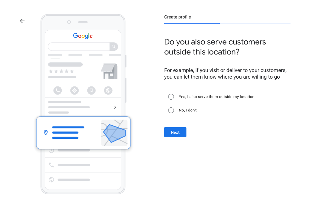 advantages of Google My Business for your company