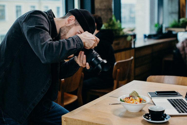 how to take product pictures at home