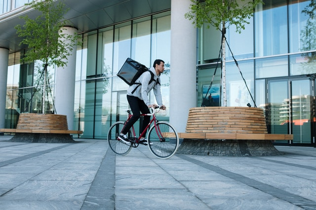 how to start a food delivery service