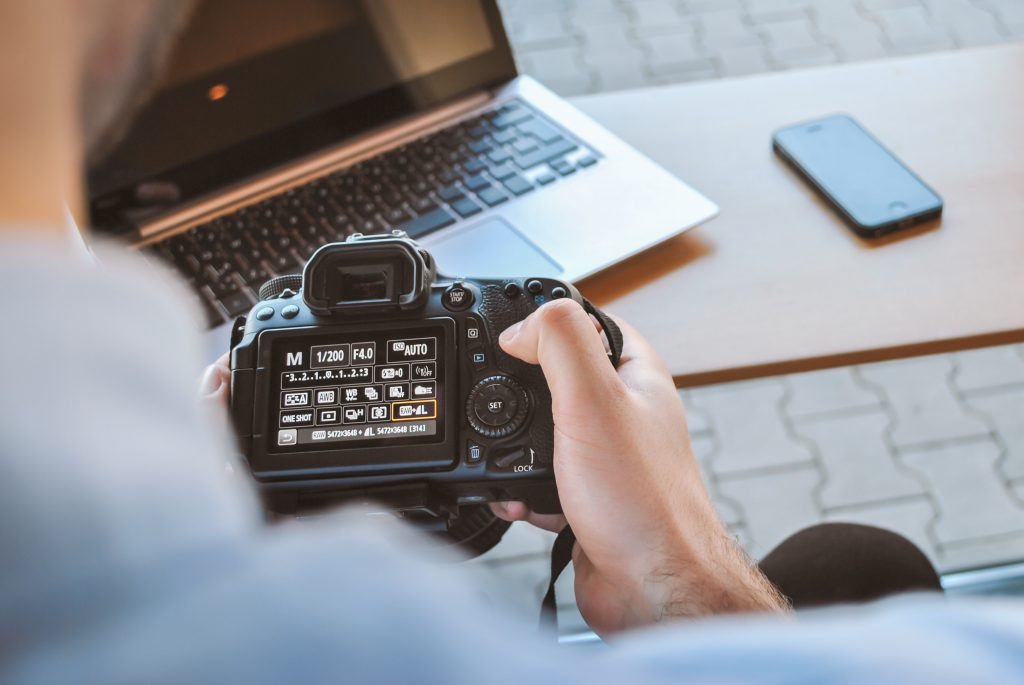 how to take product photos at home