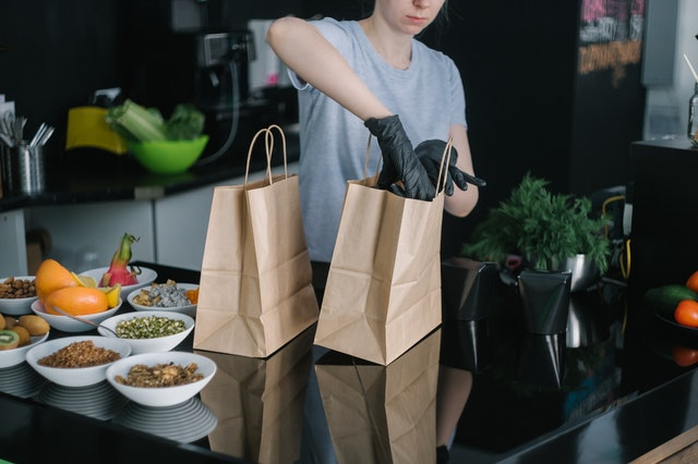 create a food delivery business from home