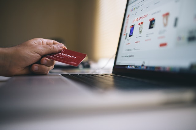 how to simply create an online shop