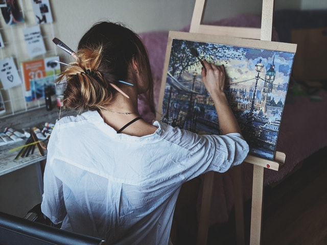 How to sell art prints, posters and paintings online