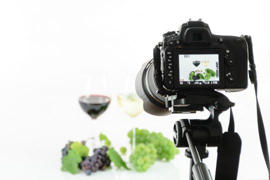 how to take product photography at home