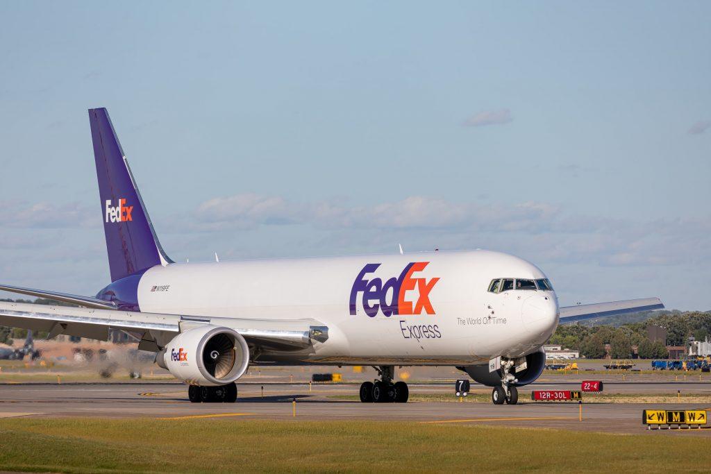 Ship with Fedex
